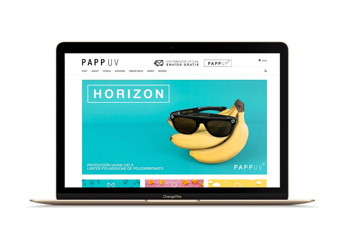 Gafas de Sol PAPPUV